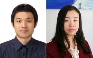 김철기 선임연구원(왼쪽)과 서민아 선임연구원(오른쪽) - KIST 제공